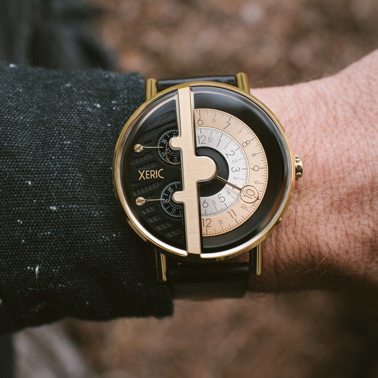 Xeric Soloscope RQ Gold Black