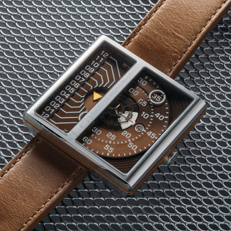 Xeric Soloscope II Automatic Root Beer Limited Edition