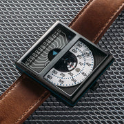 Xeric Soloscope II Automatic Gunmetal White Limited Edition