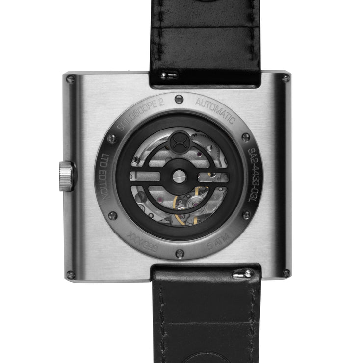 Xeric Soloscope II Automatic Steel Black Limited Edition