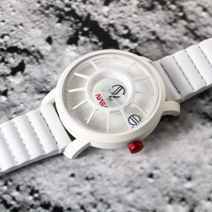 Xeric Trappist-1 Automatic NASA Edition Apollo 11 angled shot picture