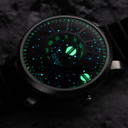 Xeric Trappist-1 Automatic NASA Edition Command Module