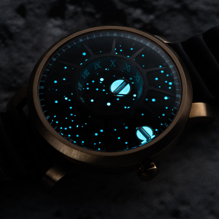 Xeric Trappist-1 Automatic NASA Edition The Eagle