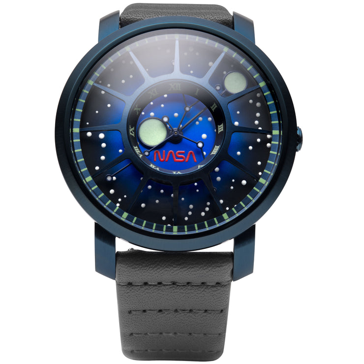 Xeric Trappist-1 NASA Edition Blue Supernova