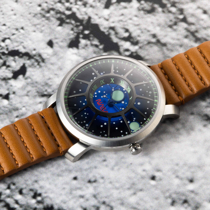 Xeric Trappist-1 NASA Edition I.S.S. angled shot picture