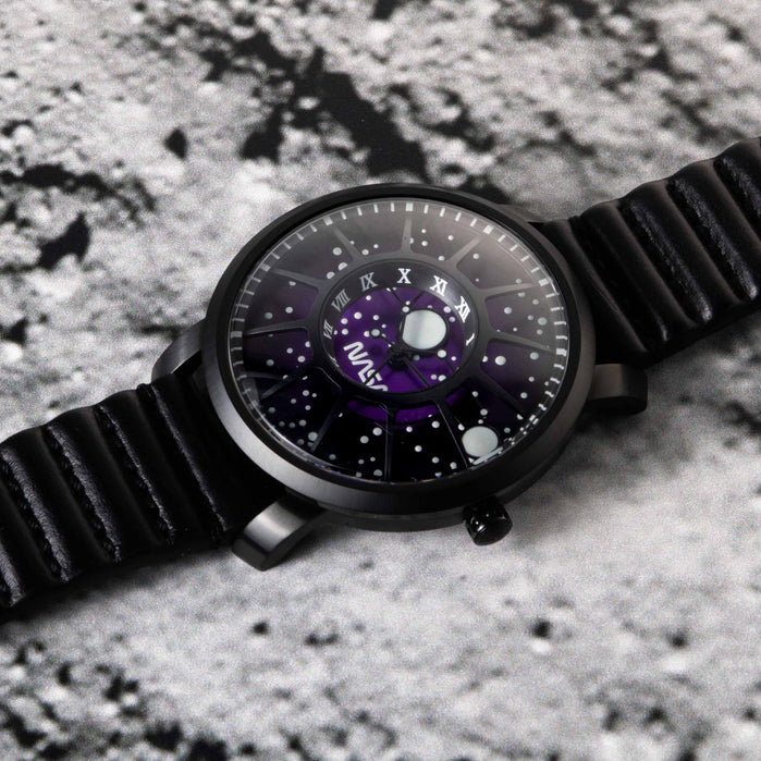 Xeric Trappist-1 NASA Edition Deep Space Purple angled shot picture