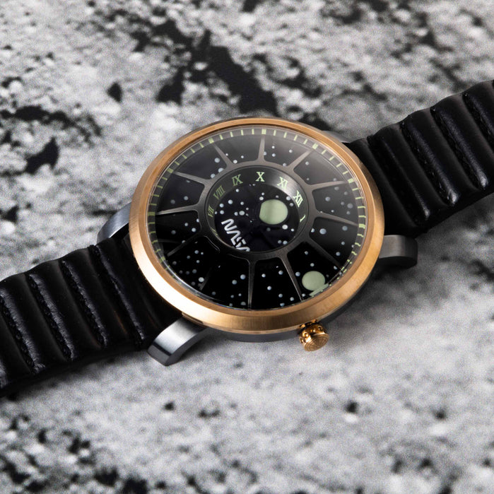 Xeric Trappist-1 NASA Edition Lunar Module angled shot picture