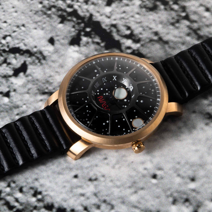 Xeric Trappist-1 NASA Edition The Eagle angled shot picture