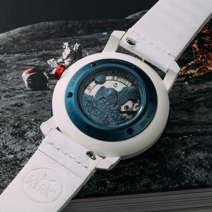 Xeric Trappist-1 Automatic NASA Edition Saturn V