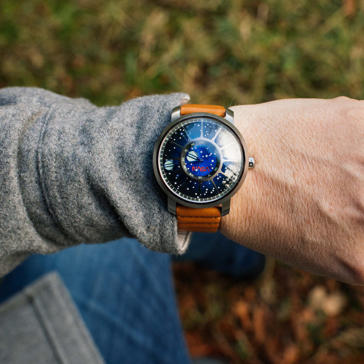 Xeric Trappist-1 Automatic NASA Edition I.S.S.