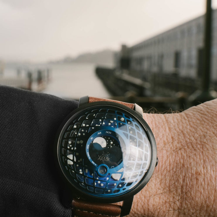 Xeric Trappist-1 Moonphase Blue IP