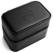 Xeric Two Watch Carbon Fiber Black Travel Case