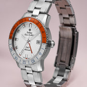 Zodiac ZO9403 Super Sea Wolf Automatic GMT SS Limited Edition