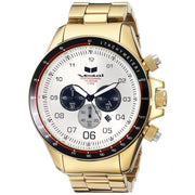 Vestal ZR3 Chronograph ZR3031 Gold/White