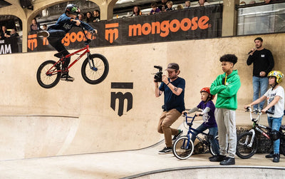 Inside the First-Ever Mongoose Am Jam!