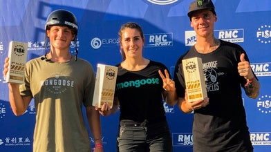 Mongoose Team Wins Big at FISE!