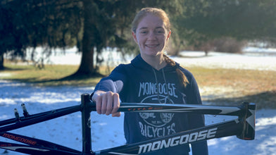 Mongoose Adds Talented Trio of BMX Racers