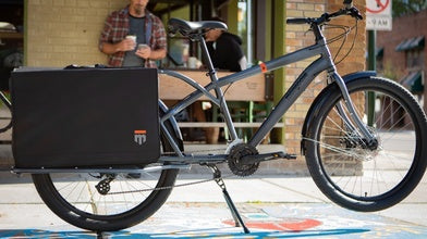Envoy Cargo Bike Now Available in the US!