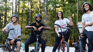 Vital BMX: Team Mongoose Welcomes Mykel Larrin