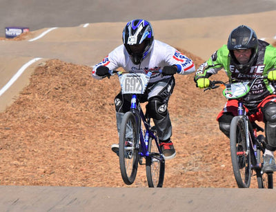Legendary Mongoose Pro Stanley Robinson Returns to the Track