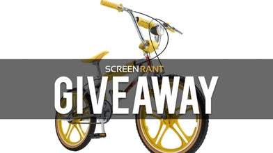 SCREEN RANT Max Bike Giveaway