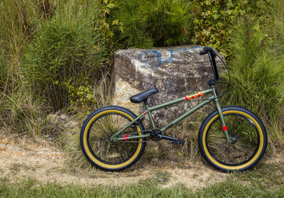The 2019 Mongoose L100 Meets the Skatepark