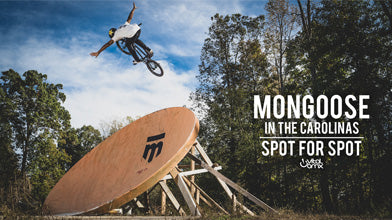 Vital BMX Tours the Carolinas with Team Mongoose