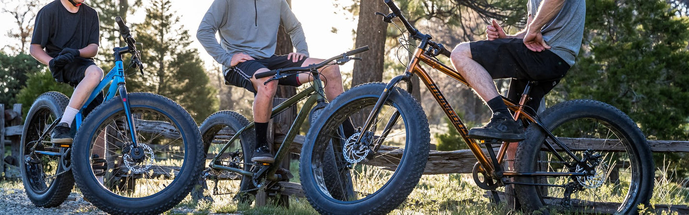 Fat Bike Mongoose