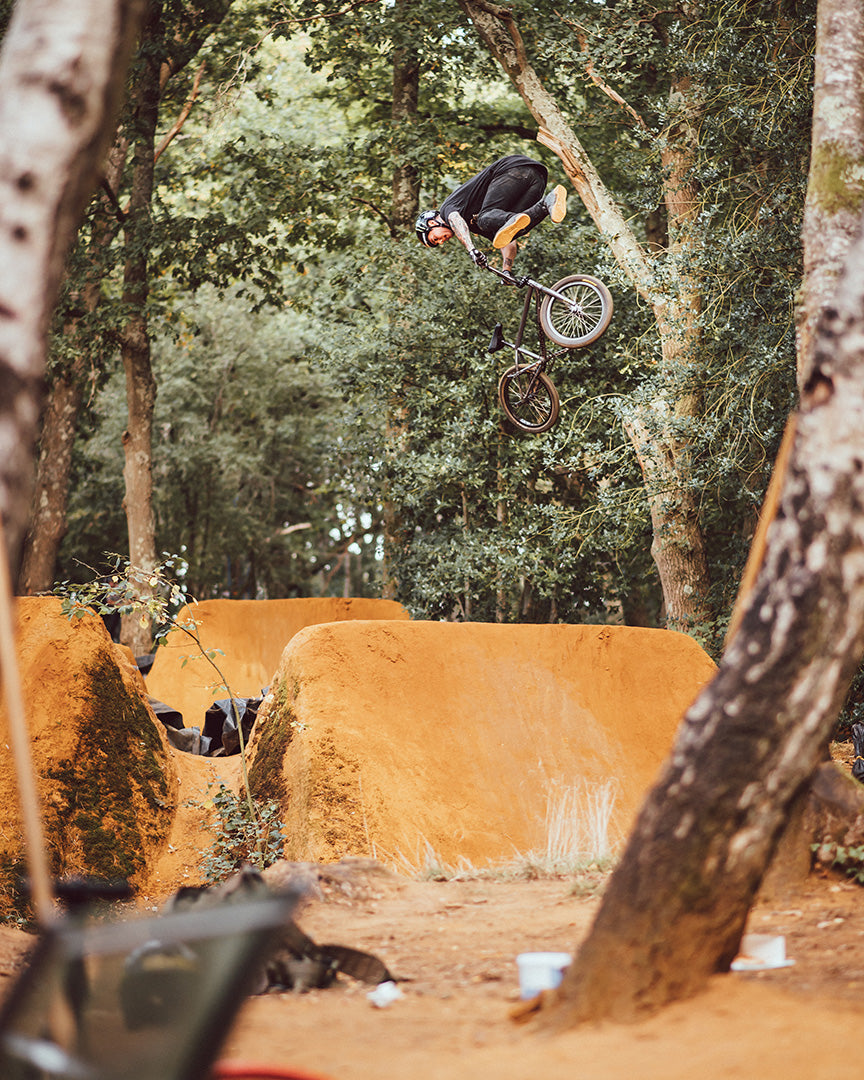 Ben Wallace BMX Dirt video