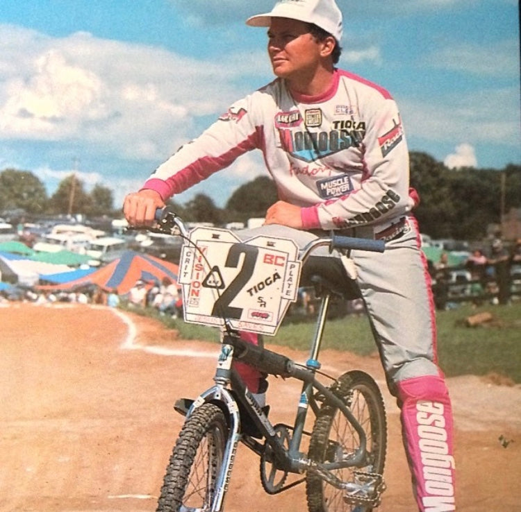 Eric Rupe Mongoose Factory Late 80s