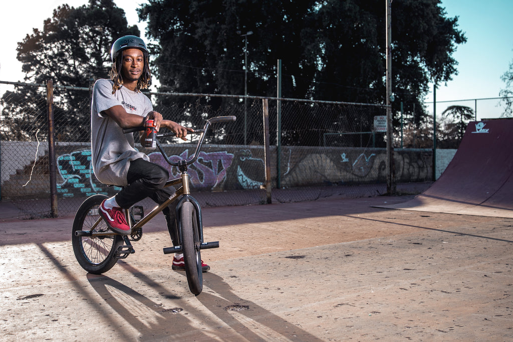 Nathi Steeze BMX Mongoose