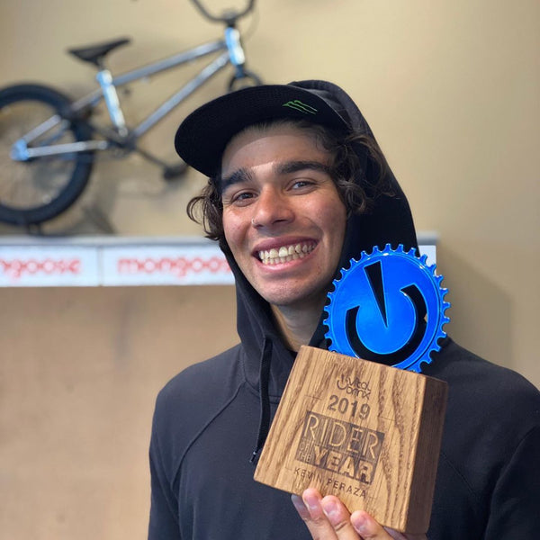 Kevin Peraza Vital BMX Rider of the Year