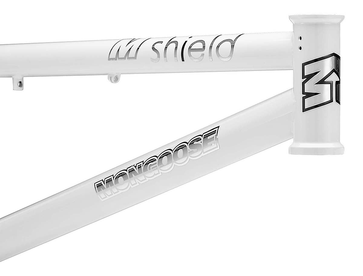 Simon Tabron Mongoose Shield frame