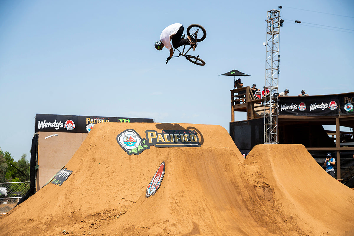 Team Mongoose at the 2021 X Games