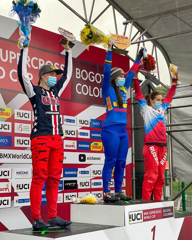 Payton Ridenour Finishes 2nd at UCI World Cup