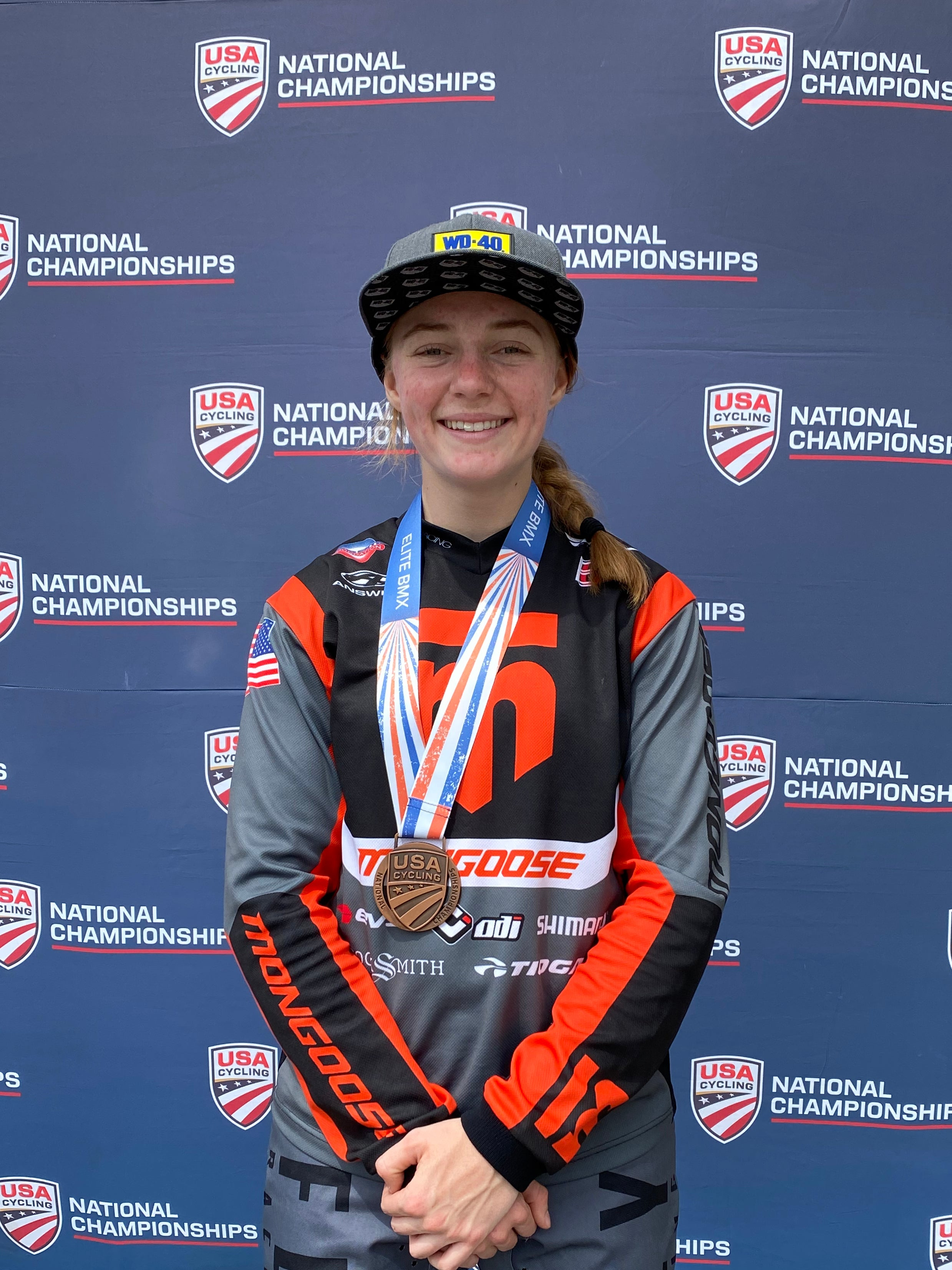P-Nut takes 3rd at Rock Hill Nationals