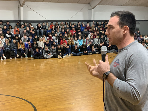 Mongoose Pro Justin Posey Visits Oklahoma Schools