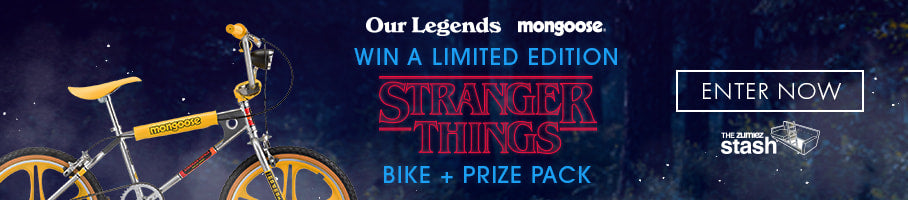 Stranger Things Zumiez Sweepstakes