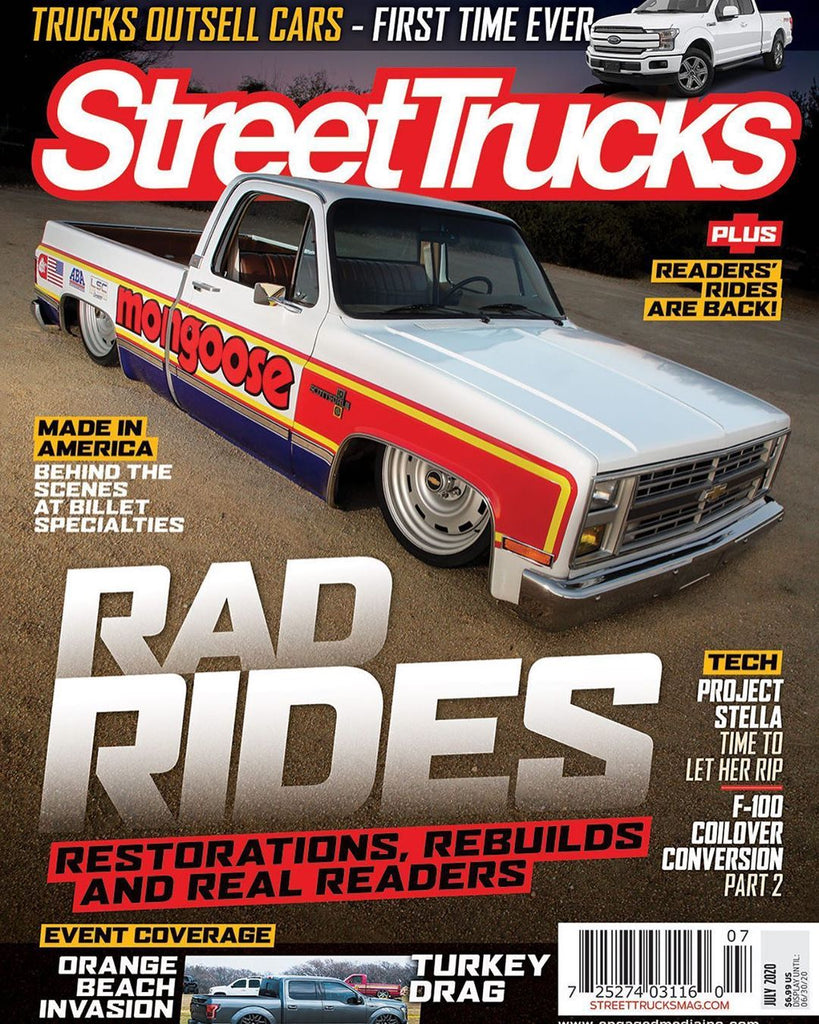 Street Truck Mongoose Cover