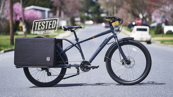 Envoy cargo bike Bicycling review