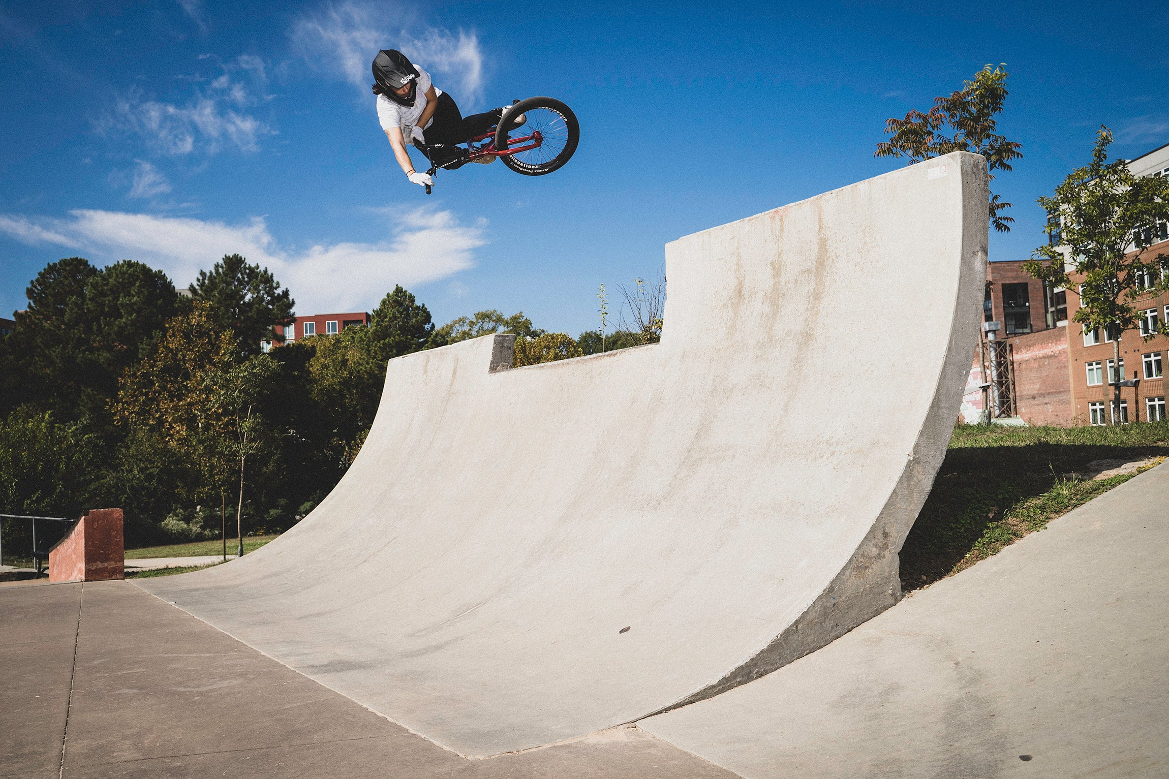 Vital BMX Spot for Spot with Team Mongoose