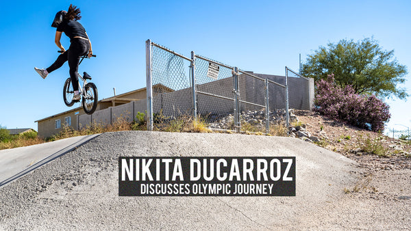 Nikita Ducarroz interview with Vital BMX