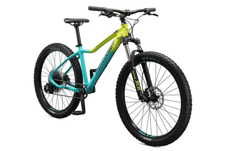 Tyax Expert 27.5 Womens Yellow