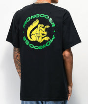 Our Legends x Mongoose Menace Black T-Shirt