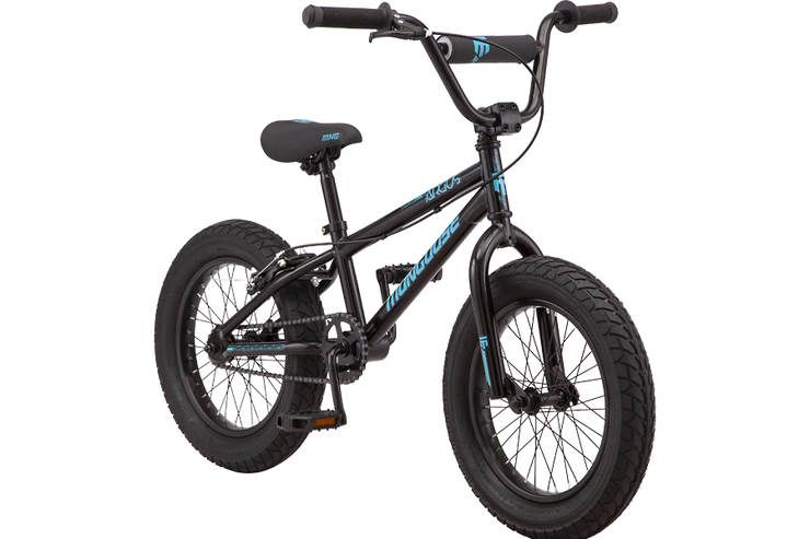 Mongoose Argus MX 16 BMX Kids Fat Tire Bike
