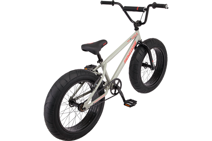 Mongoose Argus MX 20 BMX Kids Fat Tire Bike