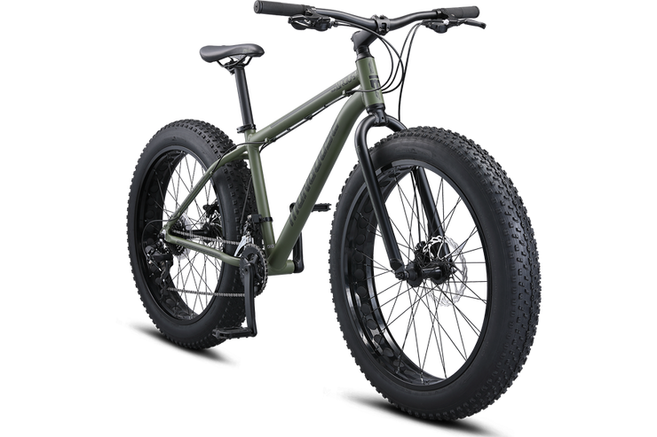Mongoose Argus Trail 26 Fat Bike