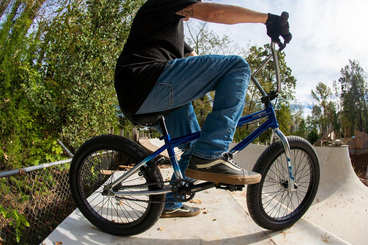 Legion L60 BMX freestyle bike