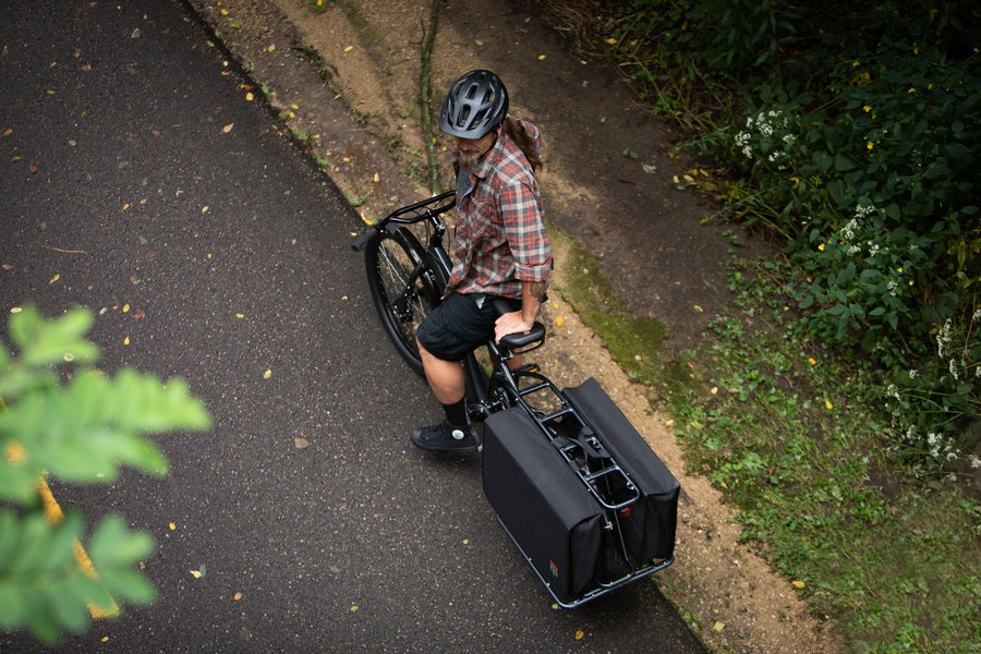 Mongoose Envoy Cargo Bike