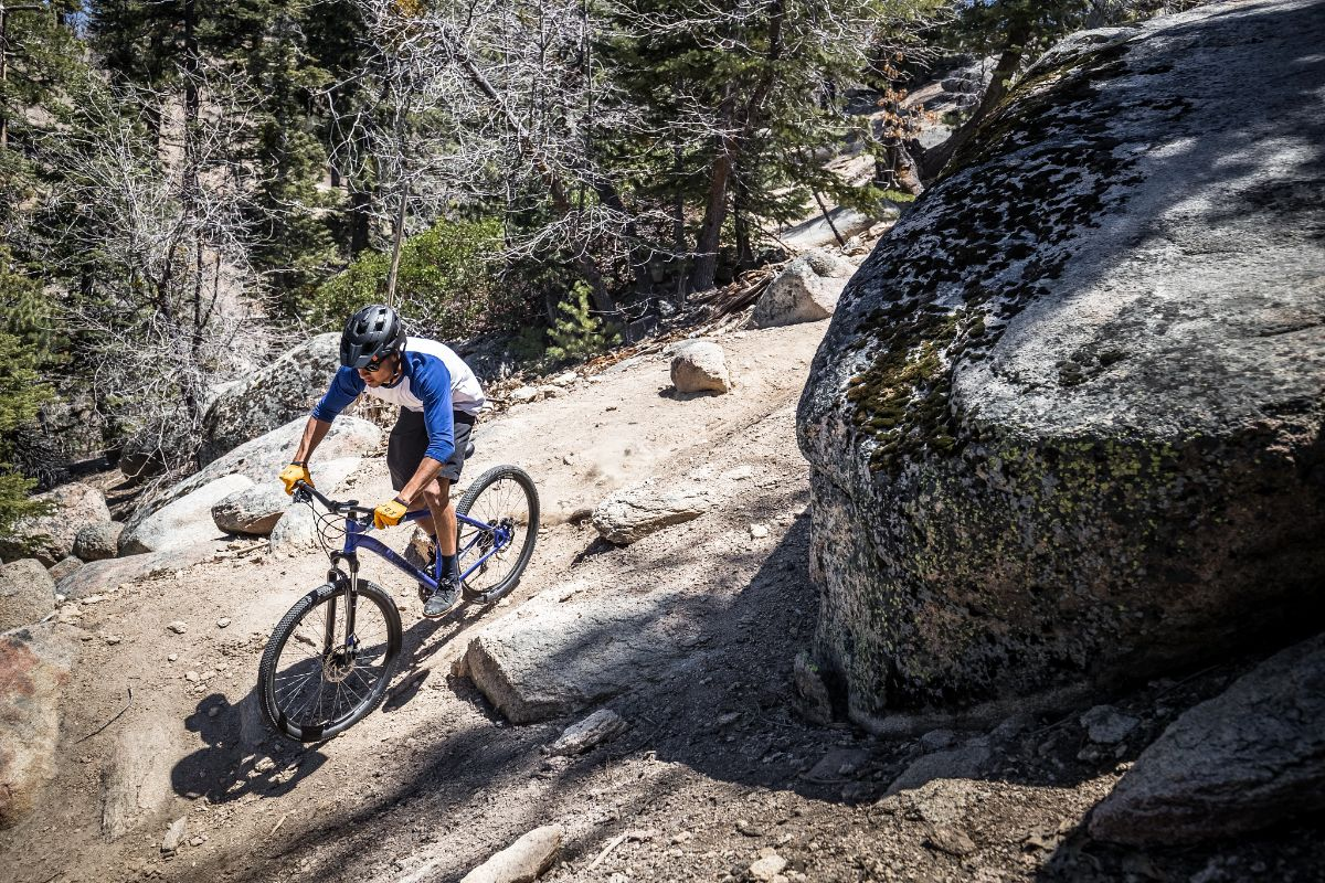 Switchback Comp 27.5 trail photo